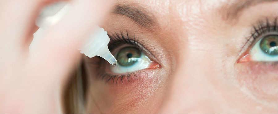 Лечебные процедуры в офтальмологии
