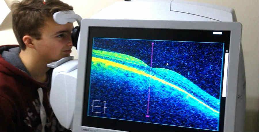 Стоимость и где сделать в Москве оптическую когерентную томографию глаза