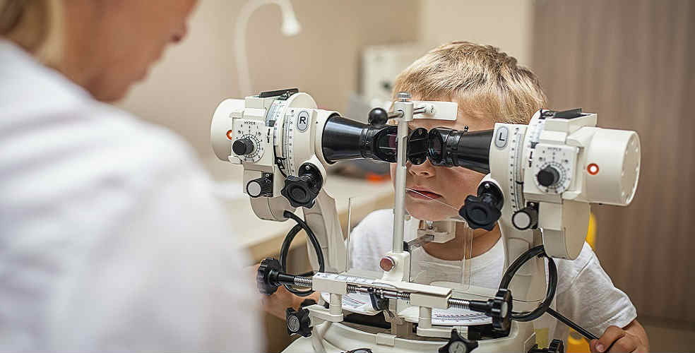Цены на аппаратное лечение амблиопии у детей и взрослых