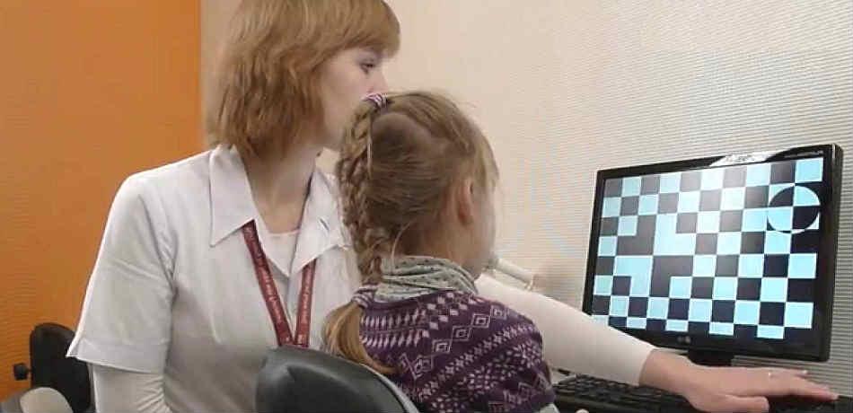 Лечение миопии у детей и взрослых на приборах