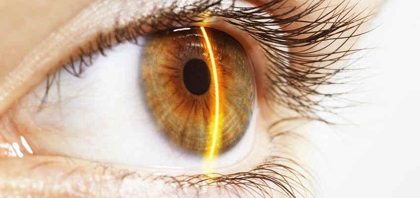 Лазерное лечение заболеваний глаз в Москве