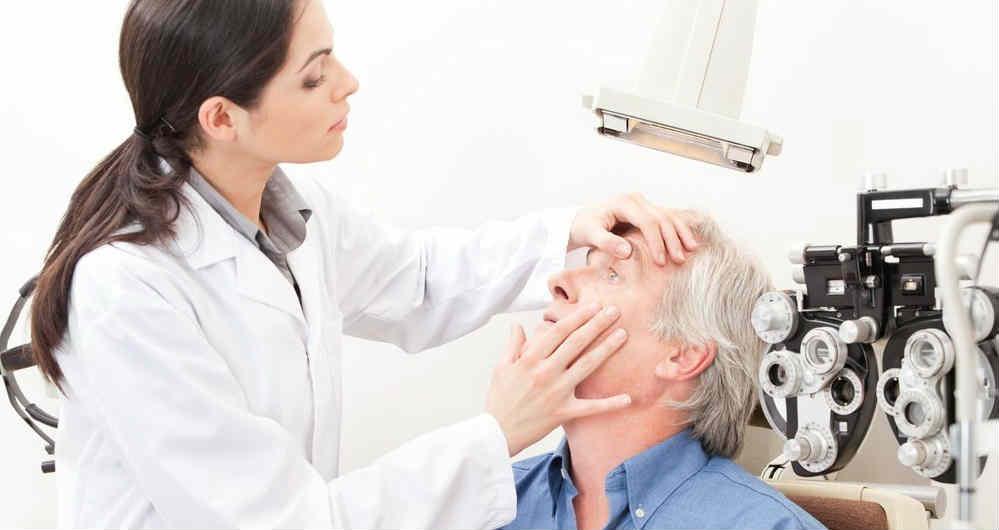 Лечение дистрофии роговицы