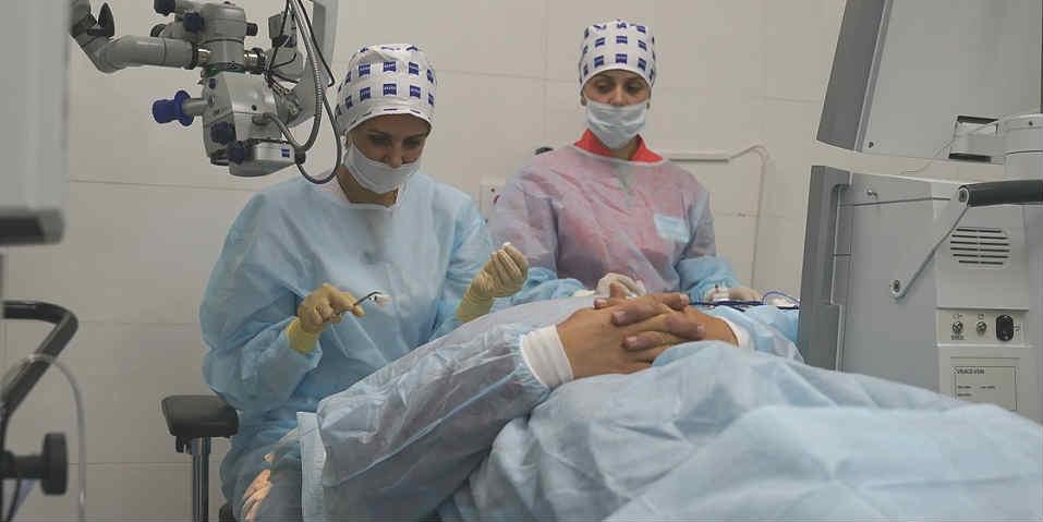 Лечение кератоглобуса