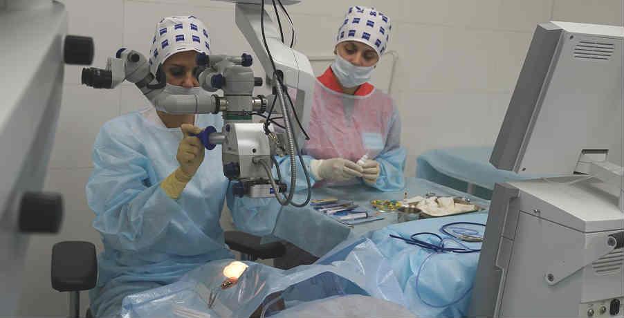 Возраст для лазерной коррекции зрения