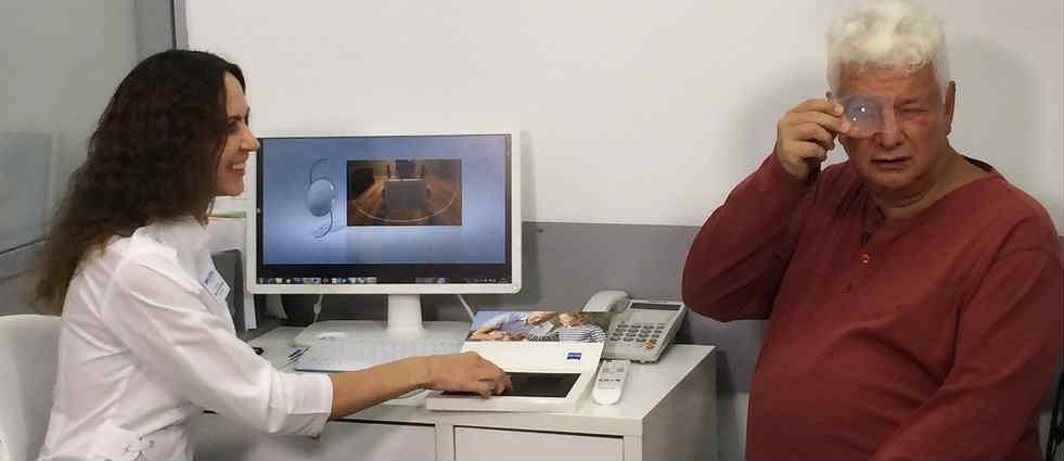 Лечение возрастных болезней глаз