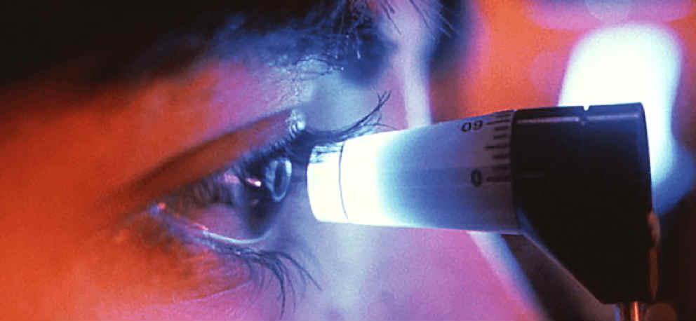 Повышение глазного давления симптомы