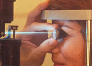 Панретинальная лазерная коагуляция сетчатки