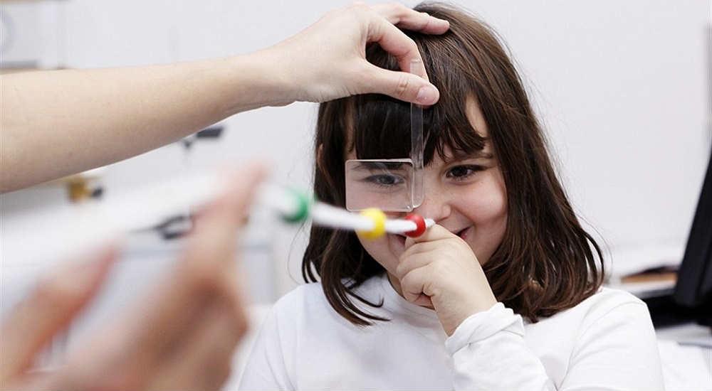 Лечение глаз у детей на аппаратах