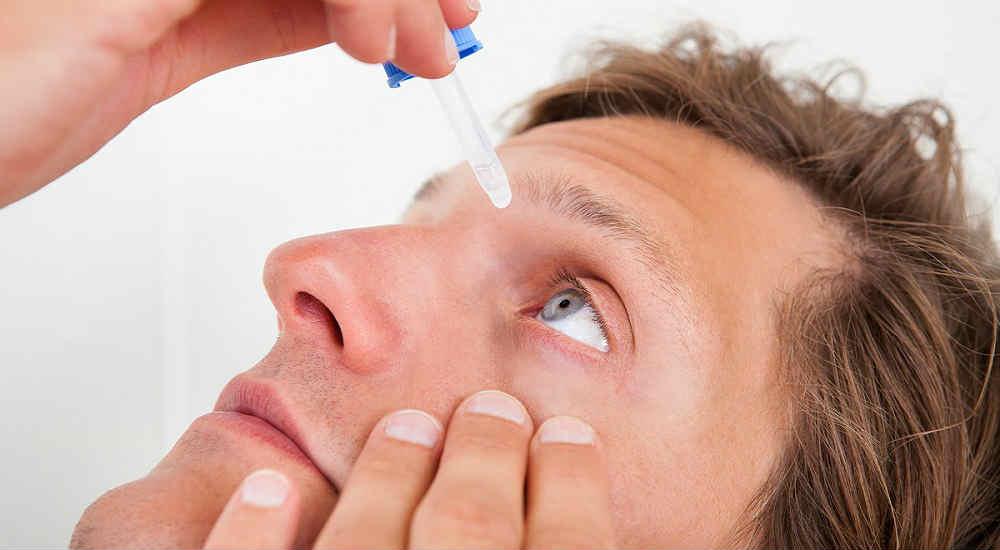 Капли для глаз для укрепления сетчатки