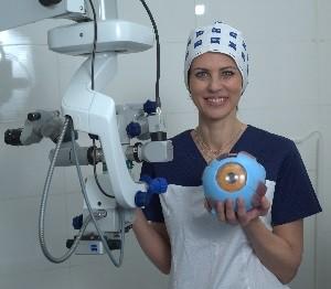 Удаление катаракты с имплантацией ИОЛ