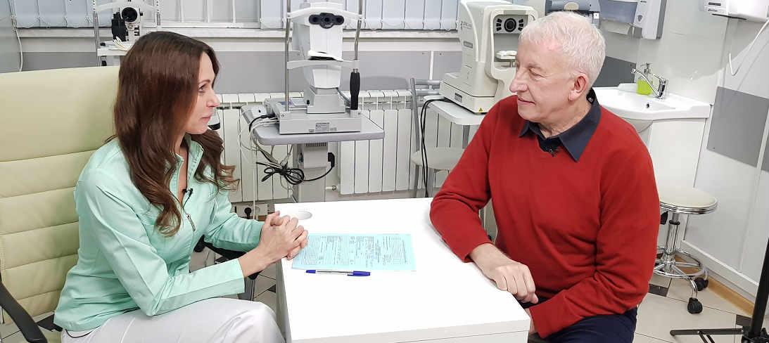 Лечение регматогенной отслойки сетчатки отзывы