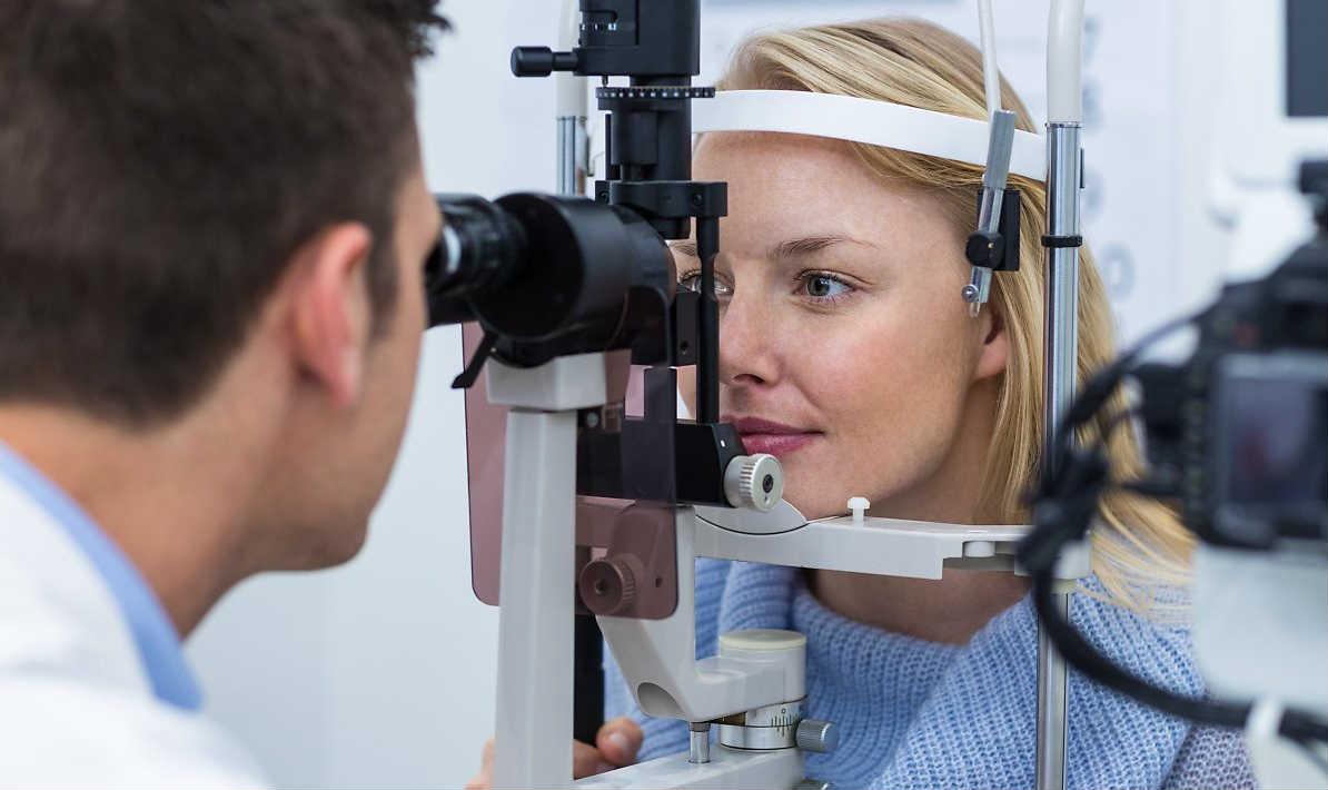 Диагностика вторичной глаукомы