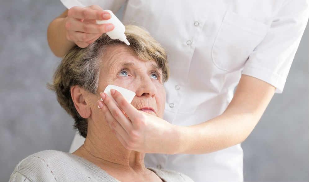 Лечение глаукомы каплями