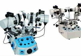 Лечение косоглазия на аппарате Синоптофор СИНФ-1