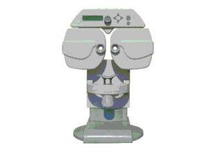 Лечение косоглазия на аппарате Визотроник М3